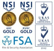NSI Arc Gold and FSA Approved